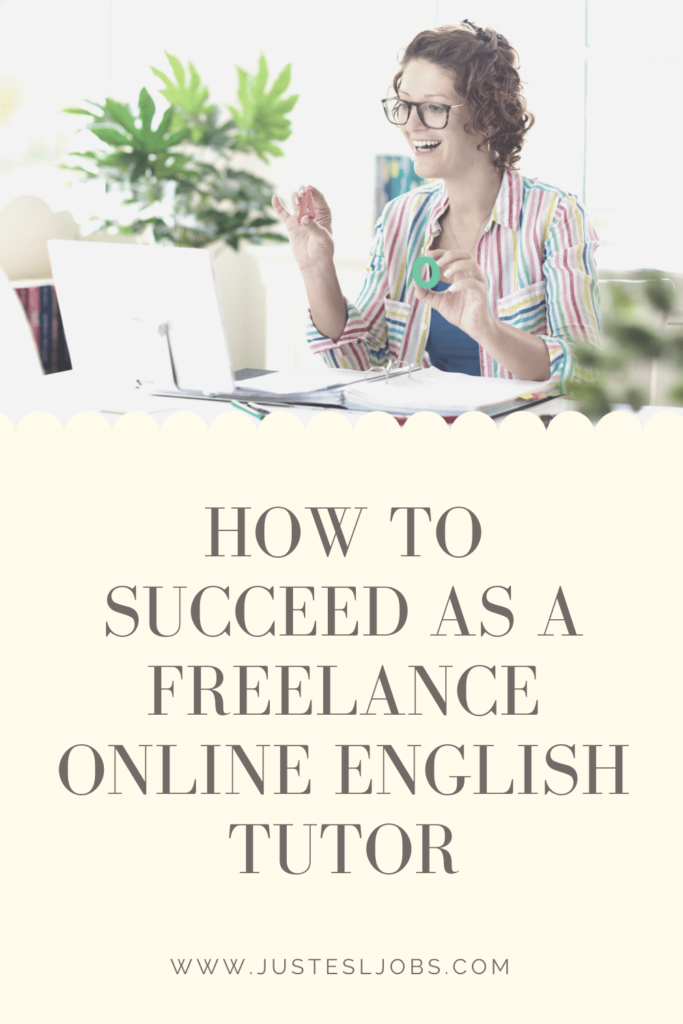 How to Succeed as a Freelance Online English Tutor